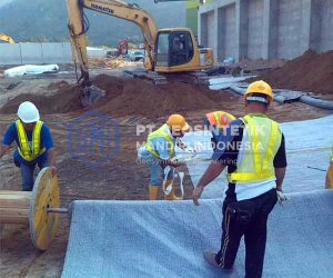 harga GCL Geosynthetics Clay Liner